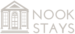 Nook Stays Logo - Accommodation In Bath